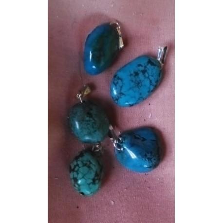 Turquoise (pendentif)