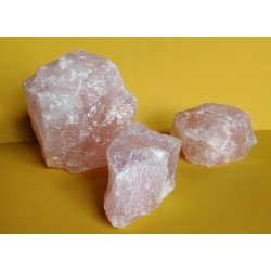 Quartz rose (grand modèle)